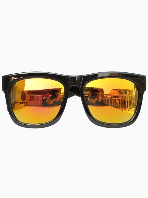 2f72c398d81 ... Choies Wayfarer Sunglasses With Yellow Mirror Lens ...