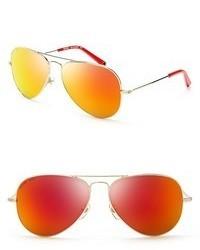 Michael Kors Michl Kors Dylan Aviator Sunglasses