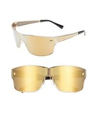 Versace Navigator 72mm Oversize Sunglasses