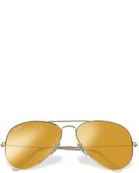 Ray-Ban Ray Ban Aviator Large Metal Sunglasses