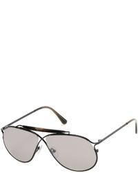 b71daa9fb90c ... Tom Ford Tom N6 Private Collection Titanium Sunglasses