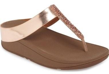 FitFlop Fino Flip Flop Sandal, $89