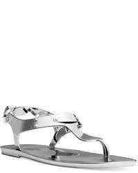 914bda0fdc9 ... MICHAEL Michael Kors Michl Michl Kors Plate Jelly Thong Sandals ...
