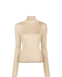 Marco De Vincenzo Turtle Neck Knitted Jumper