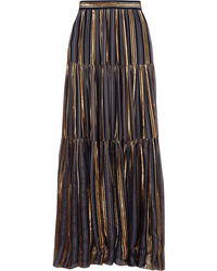 491e1cfa3 Vertical Striped Maxi Skirts for Women | Women's Fashion | Lookastic.com