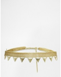Asos Triangle Chain Belt