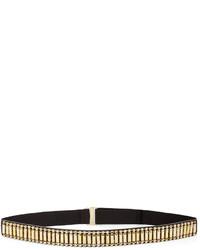 BCBGMAXAZRIA Stone Waist Belt