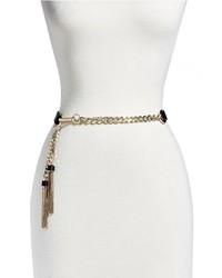 GUESS Chain Tassel Belt