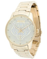 Kenzo Abstract Tiger Watch