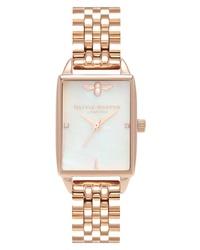 Olivia Burton Beehive Bracelet Watch