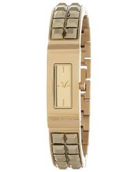 DKNY Beekman Gold Tone Watch