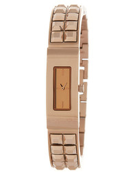 DKNY Beekman Rose Gold Tone Watch