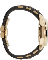 Givenchy Black Gold Five Shark Watch