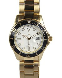 Boohoo Beth Contrast Face Boyfriend Watch