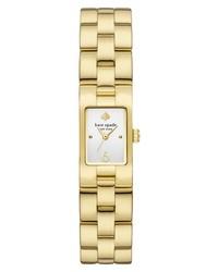 kate spade new york Brookville Bracelet Watch