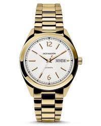 Jack Mason Canton Automatic Bracelet Watch
