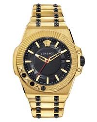 Versace Chain Reaction Bracelet Watch