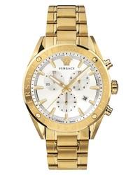 Versace Chrono Bracelet Watch