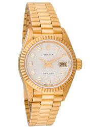 Rolex Datejust President Watch