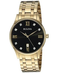 Bulova Diamonds 97d108 Watches