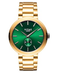 Vitae London Elmington Bracelet Watch
