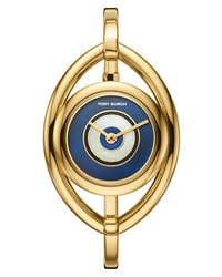 Tory Burch Evil Eye Bangle Watch