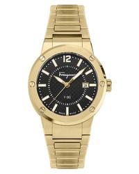 Salvatore Ferragamo F 80 Bracelet Watch