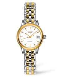 Longines Flag Automatic Bracelet Watch
