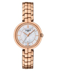 Tissot Flamingo Bracelet Watch
