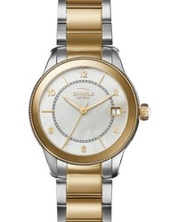 Shinola Gail Bracelet Watch 36mm