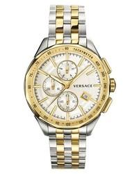 Versace Glaze Chronograph Bracelet Watch