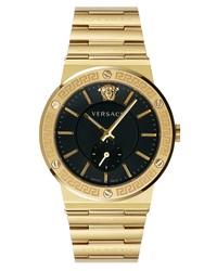 Versace Greca Logo Bracelet Watch