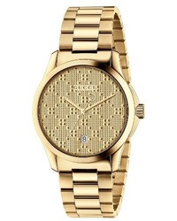 Gucci Round Bracelet Watch 38mm