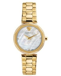 Versace Idyia Diamond Bracelet Watch 36mm