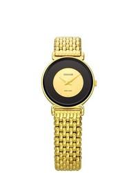 Jowissa Elegance J3017s Stainless Steel Gold Watch