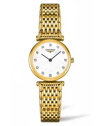 Longines La Grande Classique De Diamond Bracelet Watch