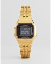 CASIO La680wega 1ber Mini Digital Black Face Watch
