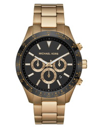 Michael Kors Layton Chronograph Bracelet Watch
