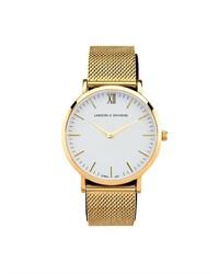 Larsson & Jennings Lugano Gold Plated Watch