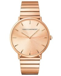 Rebecca Minkoff Major Bracelet Watch 40mm