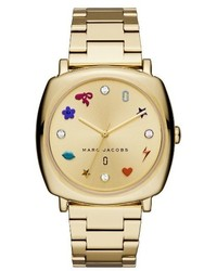 Marc Jacobs Mandy Bracelet Watch 34mm
