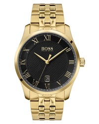 BOSS Master Classic Bracelet Watch