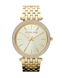 MICHAEL Michael Kors Michl Kors Darci Round Bracelet Watch 39mm