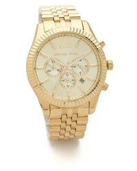 Michael Kors Michl Kors Oversized Lexington Watch