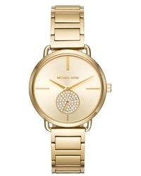 Michael Kors Michl Kors Portia Round Bracelet Watch 365mm