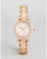 Michael Kors Michl Kors Rose Gold Petite Norie Watch
