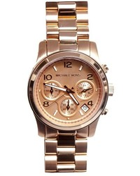 Michael Kors Michl Kors Watches Classic Triple Chronograph Watch