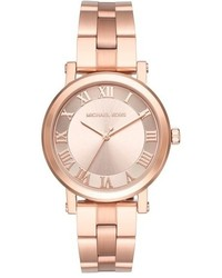 MICHAEL Michael Kors Michl Michl Kors Norie Bracelet Watch 38mm