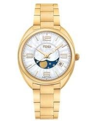 Fendi Moto Bracelet Watch 34mm