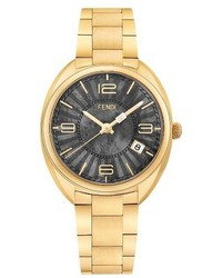 Fendi Moto Mother Of Pearl Bracelet Watch 34mm
